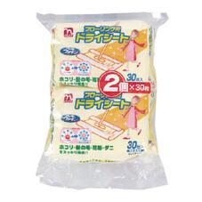 フローリング用ドライシート 198円(税抜)