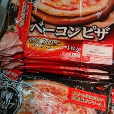 丸大ベーコンピザ 258円(税抜)