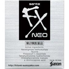 サンテFXネオ 268円