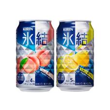 氷結 各種 98円(税抜)