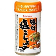 味付塩こしょう 148円(税抜)