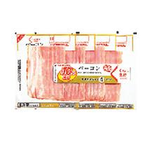 ベーコン 4連 238円(税抜)