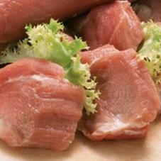 豚モモ一口カツ用 95円(税抜)