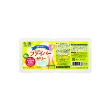 ファイバーゼリー( グレープフルーツ味) 92円(税抜)
