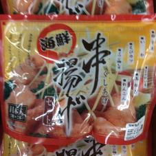 海鮮串揚げ 398円(税抜)
