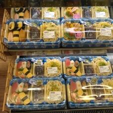 冷しうどんセット(各種) 398円