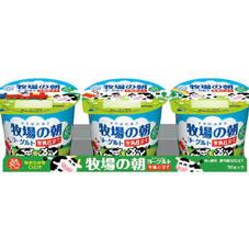 牧場の朝ヨーグルト 89円(税抜)