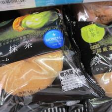 深み抹茶シュークリーム 89円(税抜)