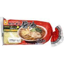 マルちゃんの生ラーメン 醤油 138円(税抜)