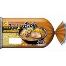 マルちゃんの生ラーメン 味噌 138円(税抜)