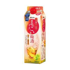 まっこい梅酒 458円(税抜)