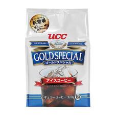 ゴールドスペシャルアイスコーヒー 298円(税抜)