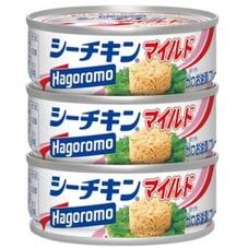 シーチキンマイルド 199円(税抜)