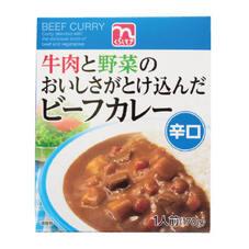 ビーフカレー辛口 79円(税抜)