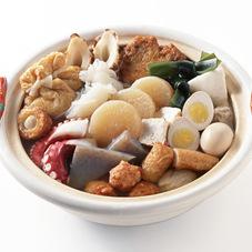 調理済おでん 188円(税抜)