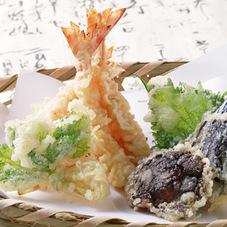 季節の天ぷら盛合せ 250円(税抜)