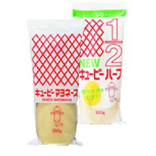 マヨネーズ350g ハーフ300g 148円(税抜)