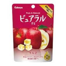 ピュアラルグミ りんご 5ポイントプレゼント