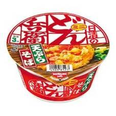 日清のどん兵衛 天ぷらそば ミニ 5ポイントプレゼント