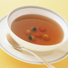 ・スパイシーねぎ塩スープ・ねぎのピリ辛スープ・わかめスープ・焙煎ごまスープ 209円(税抜)