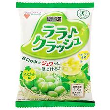 蒟蒻畑ララクラッシュ 各 118円(税抜)