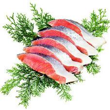 塩銀鮭(解凍・養殖)甘口・中辛口 238円(税抜)