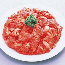 牛肉ばら切り落とし 97円(税抜)