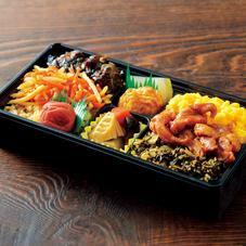 吉野鶏めし二味弁当 1,296円
