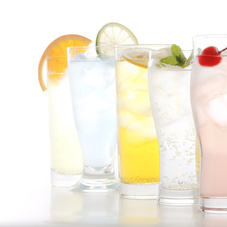 本搾りレモン/グレープフルーツ/オレンジ 100円(税抜)