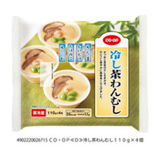 冷し茶わんむし 248円(税抜)