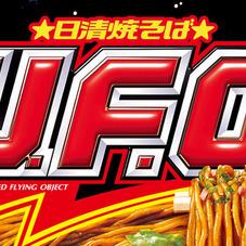 焼きそばUFO 138円(税抜)