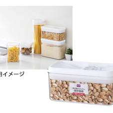 開け閉めかんたん保存容器 598円(税抜)