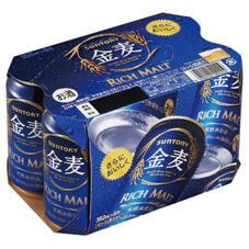 金 麦 597円(税抜)