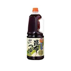 昆布つゆ 328円(税抜)