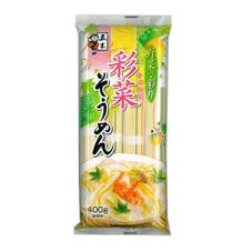 五木彩菜そうめん 177円(税抜)