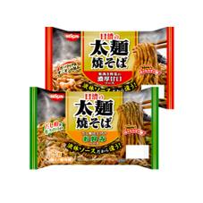 太麺焼そば各種 177円(税抜)