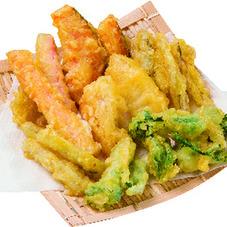 春野菜のおつまみ天ぷら 278円(税抜)