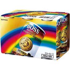 BOSS 各 318円(税抜)