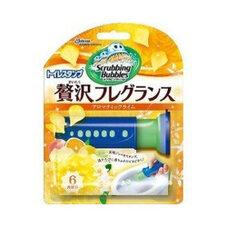 トイレスタンプ スクラビングバブル 各 198円(税抜)
