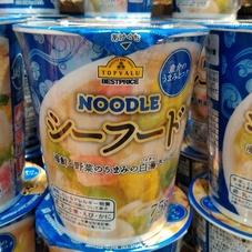 ヌードルシーフード 88円(税抜)