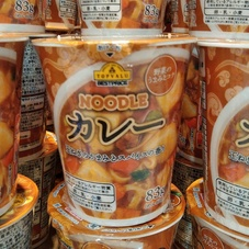 ヌードルカレー 88円(税抜)