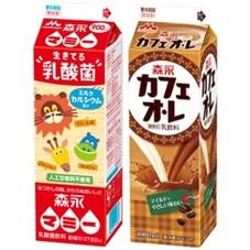 マミー(900ml)・カフェオレ(1000ml) 98円(税抜)
