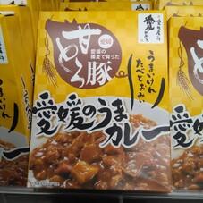 甘とろ豚愛媛のうまカレー 285円(税抜)