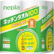 ネピア激吸収キッチンタオル 258円(税抜)