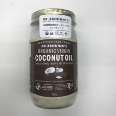 ドクターブロナー  ココナッツオイル 1,780円(税抜)