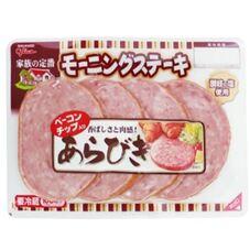 家族の定番モーニングステーキ 197円(税抜)
