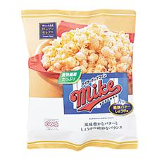 マイクポップコーン 濃厚バターしょうゆ味 108円