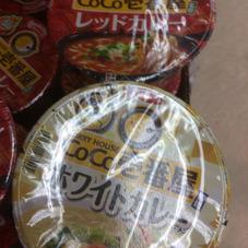 CoCo壱番屋カレーラーメン 138円(税抜)