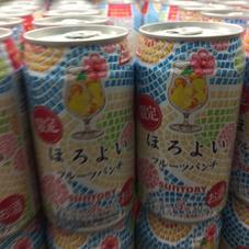 ほろよいフルーツパンチ 108円(税抜)