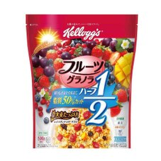 フルーツグラノラハーフ徳用袋 458円(税抜)